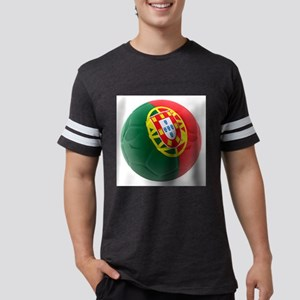 Portugal World Cup Ball Mens Football Shirt